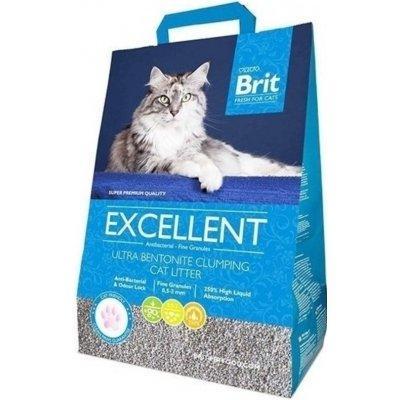 Brit Fresh pro kočky Ultra Bentonite Stelivo 5kg