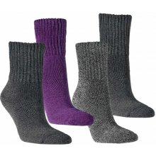 69120eb57ce RS dámské froté zdravotní ponožky mix barev