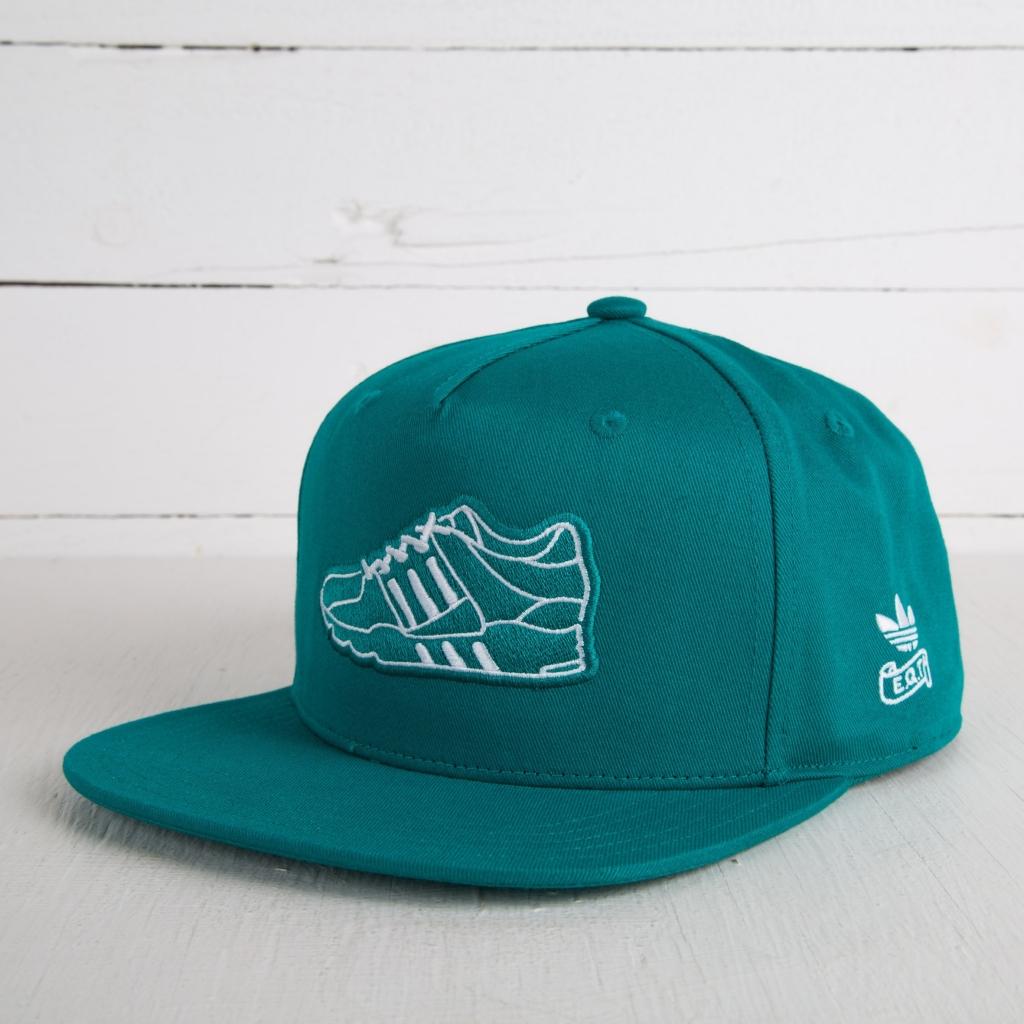 100% authentic 834a7 b8f78 Adidas Snap FB Cap Equipment Green  White od 399 Kč - Heureka.cz