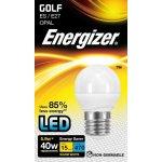 Energizer LED žárovka Globe 5,9W Eq 40W E27 S8839 Teplá bílá