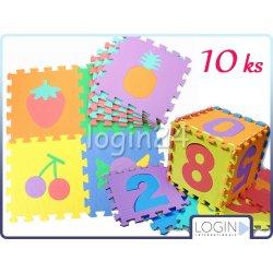 cb857d66b DORIS puzzle Ovoce 30x30cm 10ks od 149 Kč - Heureka.cz