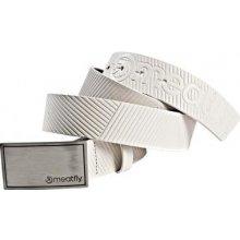 Meatfly pásek Data Leather Belt