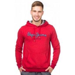 Pepe Jeans pánská mikina Styx M červená alternativy - Heureka.cz 326ae870da
