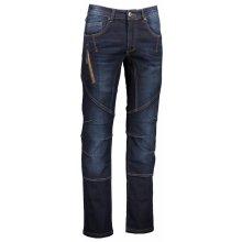 Alpine Pro pánské kalhoty CHIZOB MPAL242 tmavě modrá