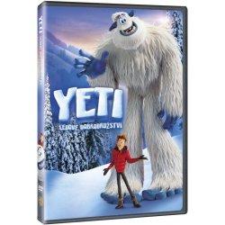 Yeti: Ledové dobrodružství DVD