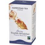 Hampstead BIO English Breakfast Strong černý čaj Tea London 20 ks