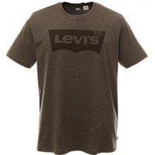 Levis Housemark Graphic pánské šedé tmavě šedá