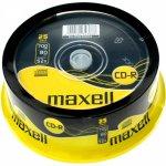 Maxell CD-R 700MB 52x, 25ks (628522)