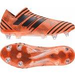 Adidas Nemeziz 17+ 360 Agility SG oranžová/černá
