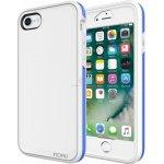 Pouzdro Incipio Performance Series Max iPhone 7 bílý/modré