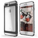 Pouzdro GHOSTEK Cloak hliníkové Apple iPhone 7 Plus černé