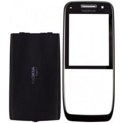 Kryt na mobilní telefon Kryt Nokia E52 šedý