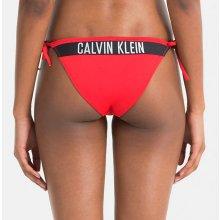 9760f78f2 Calvin Klein KW0KW00215 kalhotky červená