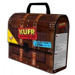 Kufr je společenská hra na motivy populární televizní soutěže ...