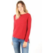 9a24621082 Tommy Hilfiger dámský svetr Basic červený