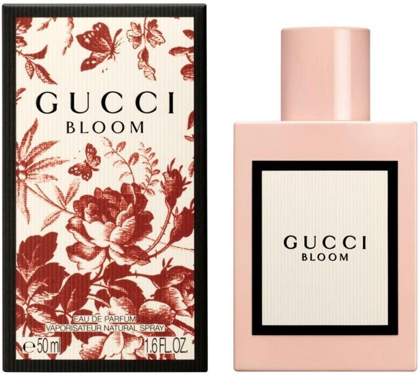 290e72d85 Gucci Bloom parfémovaná voda dámská 50 ml od 1 036 Kč - Heureka.cz
