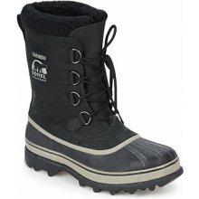 Sorel Zimní boty CARIBOU Černé