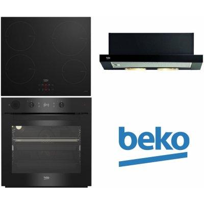 Set BEKO BIS14300BPS + HII64400MT + CTB6250B