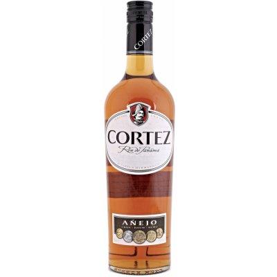 Rum Cortez Ron Aňejo 3 Aňos 0,7l 37,5%