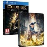 Deus Ex Mankind Divided (Steelbook Edition)