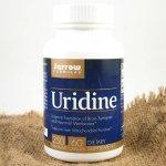 Jarrow Uridine 250 mg x 60 kapslí
