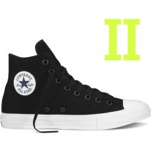 Converse Chuck Taylor All Star II Hi 150143 Black White Navy be3cdcb20d