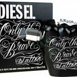 Diesel Only The Brave Tattoo toaletní voda pánská 200 ml