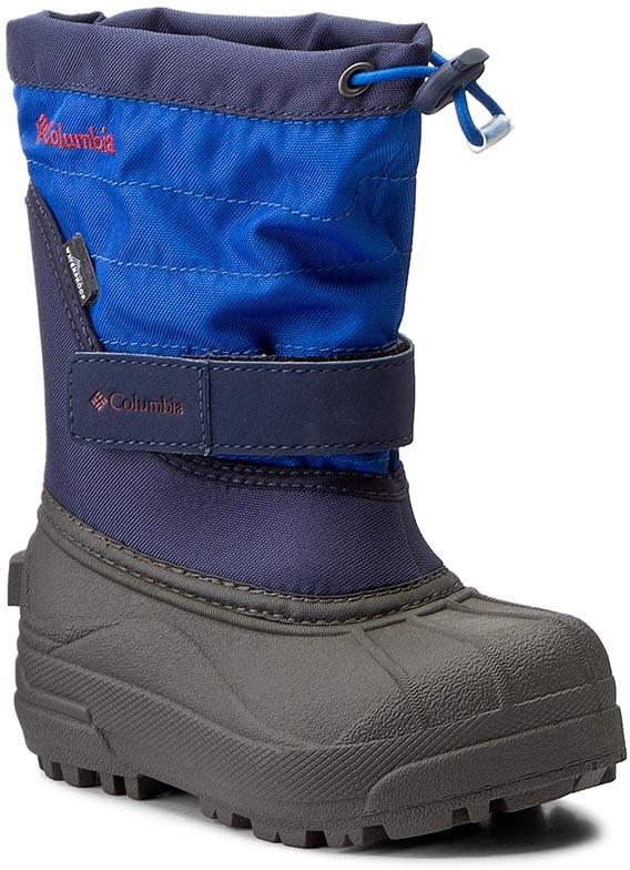 Columbia Zimní boty Dětské chILDrENS POwDErBug PLuS II Vybělená   fialová  od 1 219 Kč - Heureka.cz 578938a7db