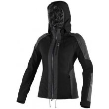 Dainese Febe D-Dry Jacket Lady black Anthracite Steel