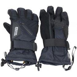 Nordblanc NBWG3947 pánské rukavice lyžařské černá alternativy ... 63ed5f8ad1