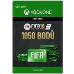 FIFA 18 Ultimate Team FIFA Points 1050