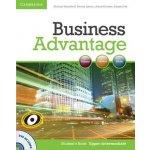 Business Advantage Upper-interm SB