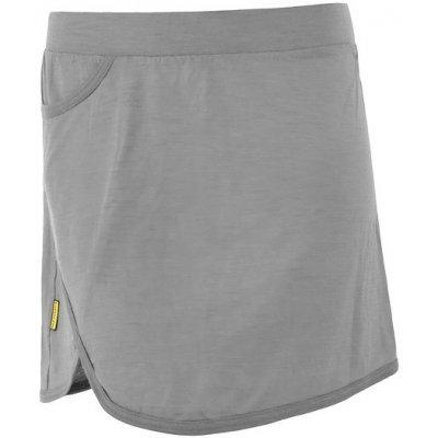 Sensor sukně Merino Active šedá