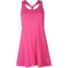 67d25be69bb Roxy Abba Zabba Dress Ladies Pink
