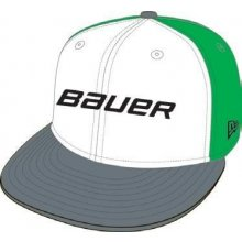 BAUER NE Basic Two Tone 9Fifty Snapback Cap GRN