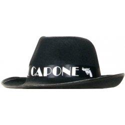 Gangsterský klobouk Al capone od 139 Kč - Heureka.cz ee95d2df7c