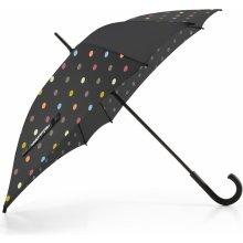 Dámský deštník Reisenthel barevný puntík
