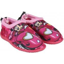 924315b3f5 Recenze Disney Brand Dívčí boty do vody Minnie - růžové - Heureka.cz