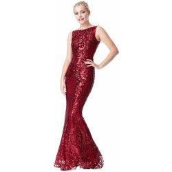 Goddiva luxusní večerní šaty červená alternativy - Heureka.cz 1ecf71b4d0