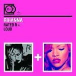Rihanna: Rated R + Loud CD