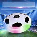 Fotbalový míč Air disk černá