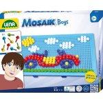 Lena 35612 Mozaika velká pro kluky 10 mm 200ks