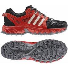 Adidas kanadia 6 junior bežecké boty Phant/dkorange