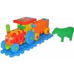 Wiky Stavebnice plastová traktor