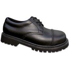 Brandit Boty Phantom Boots 3-dírkové černé