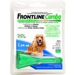 FRONTLINE Combo spot on dog M (pro psy 10-20kg) 1x1,34ml