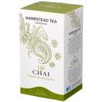 Hampstead Tea London BIO Chai zelený čaj s orientálním kořením 20 ks.