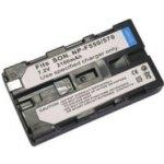TRX NP-F550 2200 mAh baterie - neoriginální
