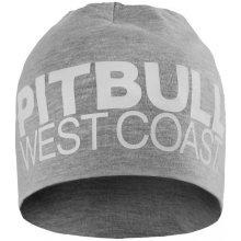 PitBull West Coast zimní čepice TNT šedá 225dffb50e