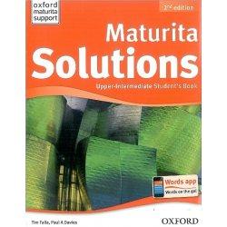 Maturita Solutions Upper Intermediate 2nd Edition